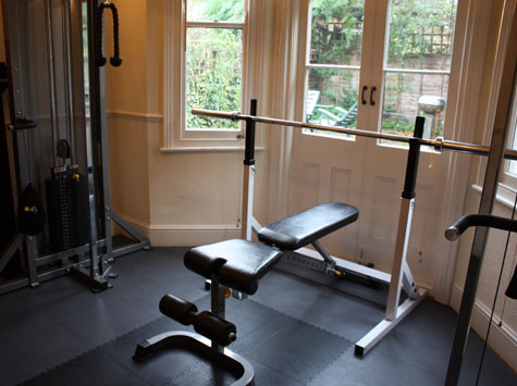Gym design build and management services for fitness facilities