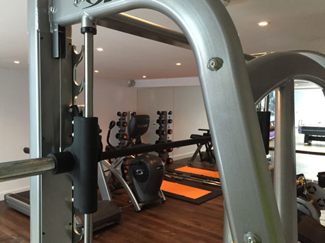 gym design build and management services for fitness